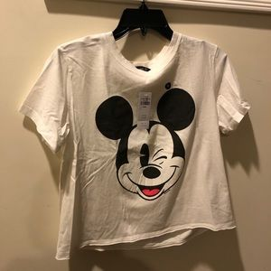 ABERCROMBIE & FITCH Mickey T-shirt